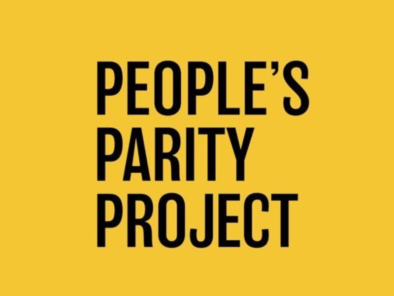 people's parity project logo