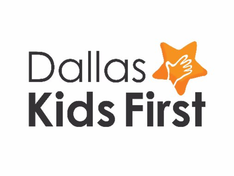 dallas kids first logo