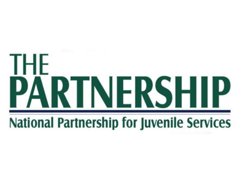 National Partnership for Juvenile Services Logo